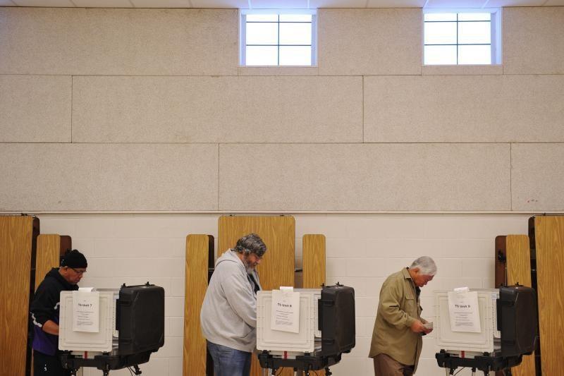 B. Obama ar M. Romney? Rinkimų rezultatai (atnaujinta)