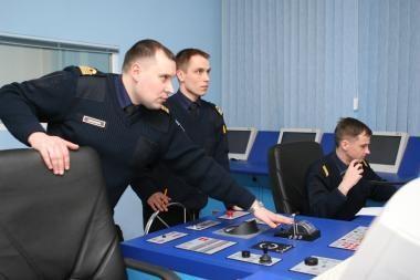 Supaprastintas trečiųjų šalių jūrininkų įdarbinimas