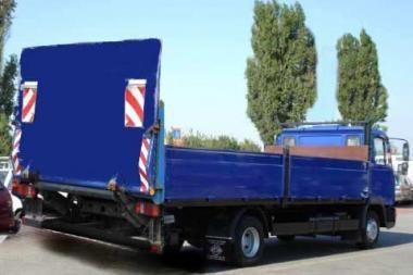 Kėdainių rajone avariją sukėlė įtariamas sunkvežimio vagis