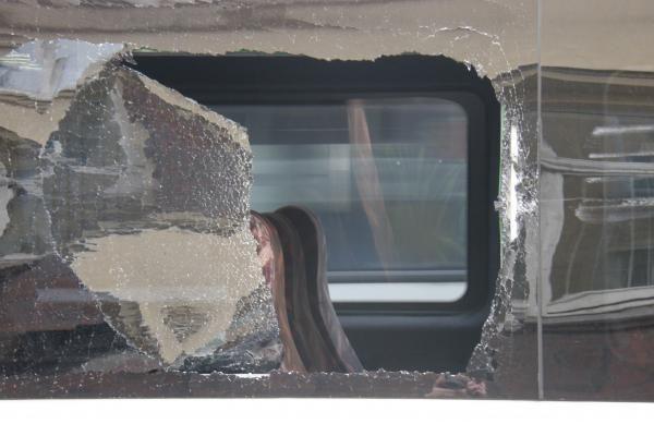 Klaipėdos centre – viešojo transporto avarija