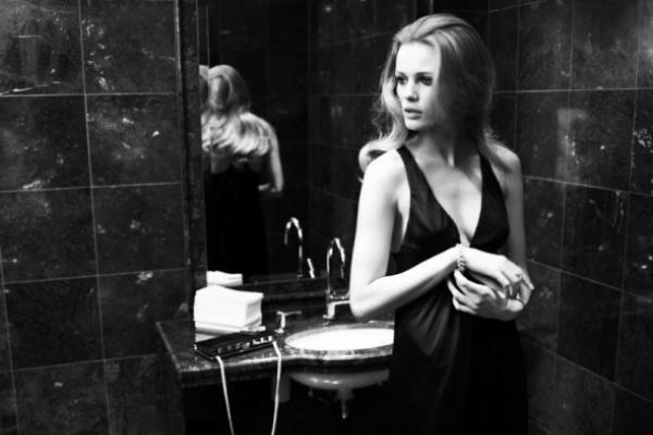 Supermodelis E.Vilkevičiūtė: vis dar jaučiuosi paprasta mergina iš Kauno