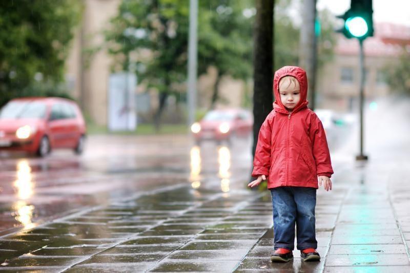 Lietuvoje laikysis lietingi orai su perkūnija