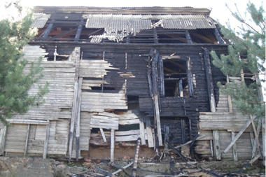 Gelbėjama seniausia medinė sinagoga