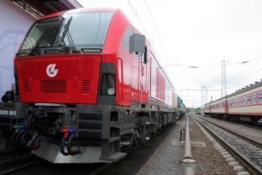 Vilniuje traukinys mirtinai partrenkė 30-metį
