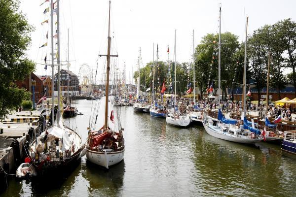 Uosto direkcija didžiųjų burlaivių regatai skirs 100 tūkst.