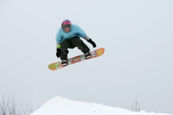 Liepkalnio slidinėjimo trasa. Sezonas atidarytas