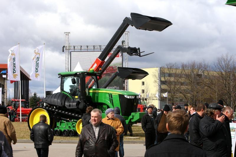 """Kaune prasidėjo žemės ūkio paroda """"Ką pasėsi... 2012"""""""