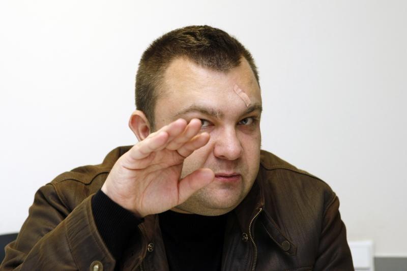 Eugenijus Ostapenka 15 parų praleis uostamiesčio areštinėje
