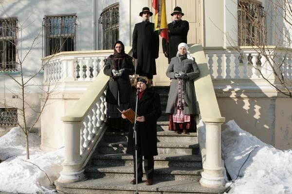 Klaipėdiečiai atsisveikino su J.Marcinkevičiumi