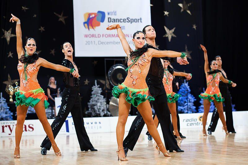 """Pasaulio šokių čempionate triumfavo """"Žuvėdra"""""""
