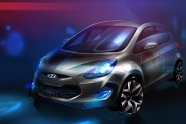 """""""Hyundai"""" Paryžiaus automobilių parodoje – nauji modeliai ir nauja technologija"""