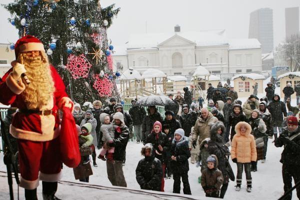 Į kalėdinę šventę žada kviesti verslininkus iš Vokietijos
