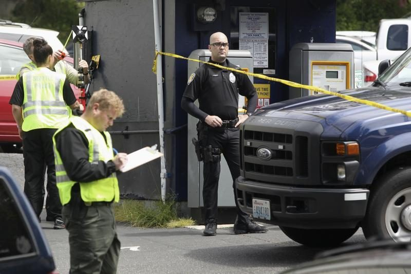 Išpuolis Sietle: vyras nušovė keturis žmones ir mėgino nusišauti