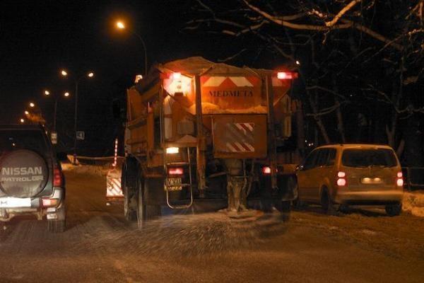 Atsakingos sostinės tarnybos: miestas pasiruošęs žiemai