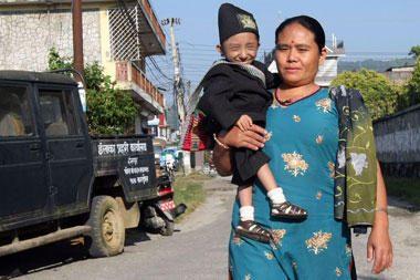 Mažiausias pasaulio žmogus gyvena Nepale (atnaujinta)