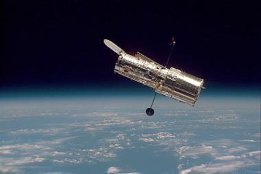 """""""Hubble"""" nufotografavo žvaigždės mirtį"""