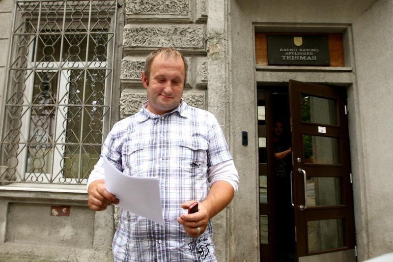 Skandalais ir rekordais pagarsėjęs M.Vasiliauskas belangės išvengė