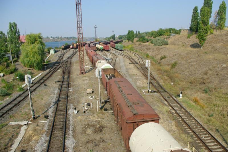 """Turkijoje - apie konteinerinio traukinio """"Vikingas"""" plėtrą"""