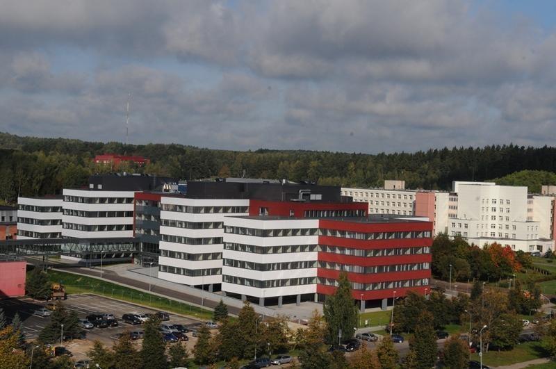 Santariškių klinikoms laikinai vadovaus K.Strupas