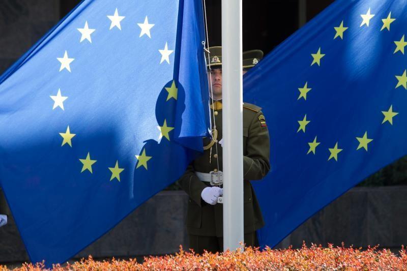 Europos parlamento vicepirmininkas: iš lietuvių tikimės daug