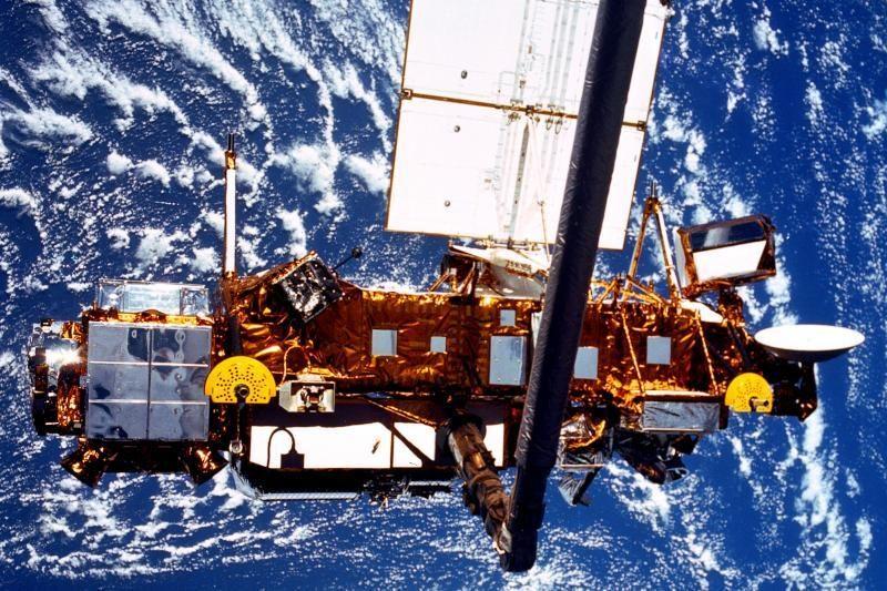 NASA palydovas nukrito, tik nežinia, kur