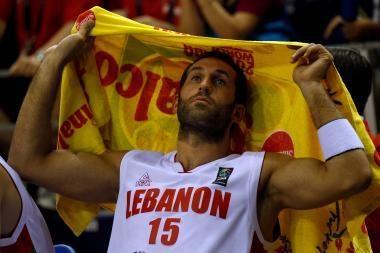 Libano legenda: lietuviai pateks į pusfinalį