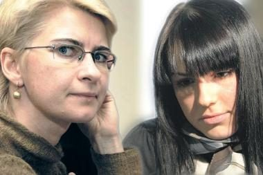 L.Stankūnaitė skundžia N.Venckienę dėl netinkamos dukters priežiūros