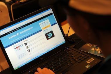D. Britanijoje interneto dienoraščiai oficialiai pripažinti informacijos šaltiniais