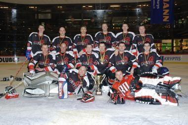 Vakarų Lietuvos ledo ritulio finaluose – muštynės