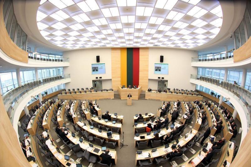 Seimas svarstys Prezidentės veto Atliekų įstatymui