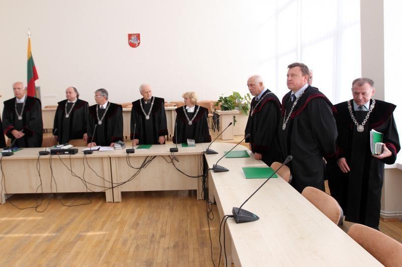 Pedofilijos bylos likimas – Aukščiausiojo Teismo rankose