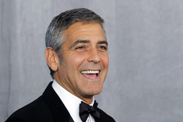 Holivudo žvaigždė G.Clooney mąstė apie savižudybę