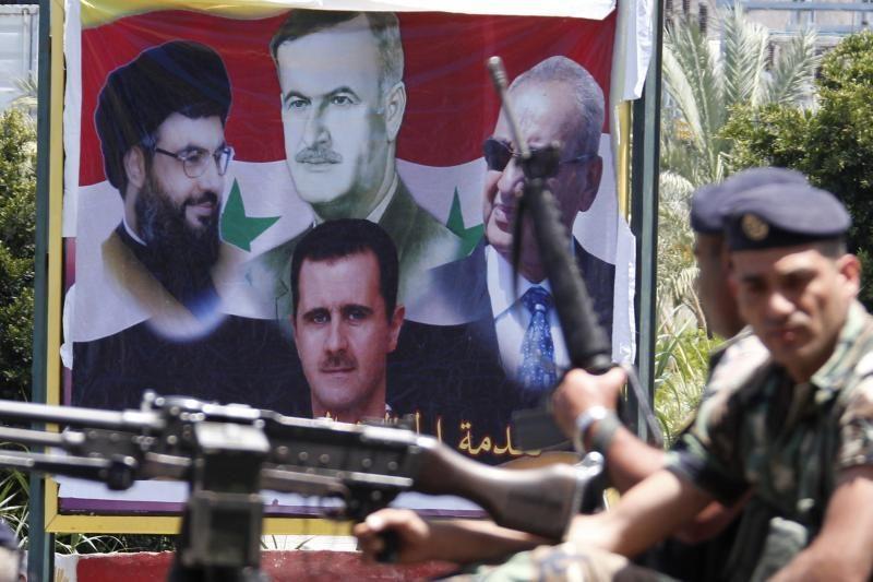 """ES ministrai pasirengę įtraukti """"Hizbollah"""" į """"juoduosius"""" sąrašus"""