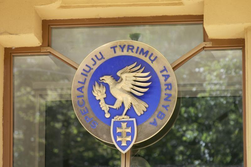 STT akiratyje – FNTT Vilniaus valdybos vadovas