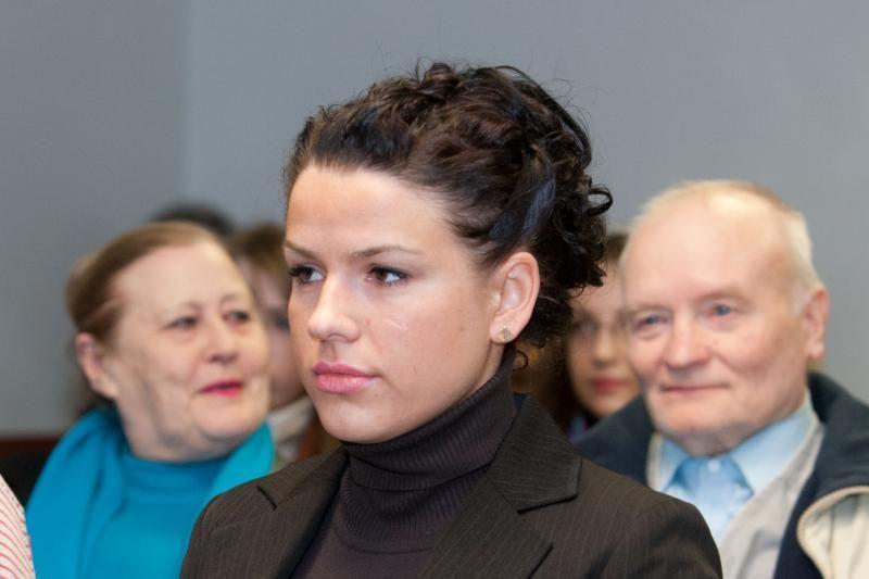 L.Stankūnaitės apklausa neįvyko, nes ji teisme nepasirodė