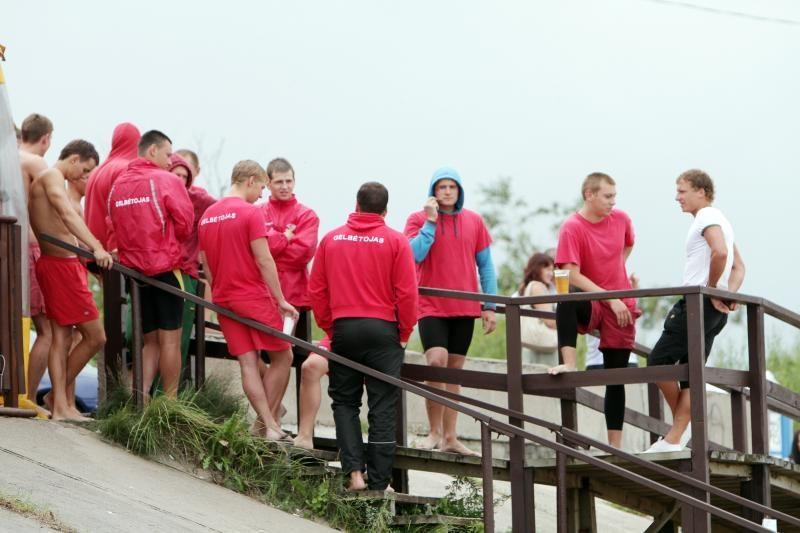 Klaipėdos gelbėtojus norima paversti komunalininkais