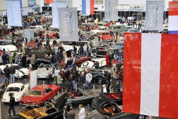 """""""Techno Classica 2010"""" pritraukė šimtus tūkstančių gerbėjų"""