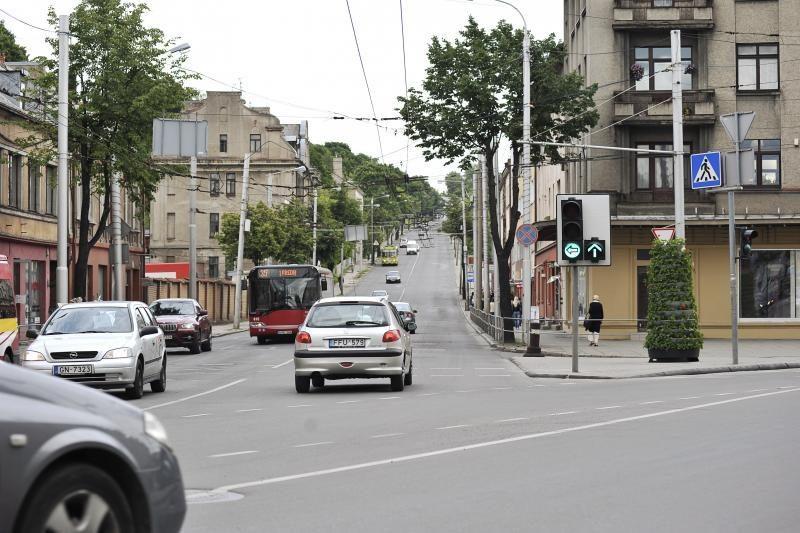 Kauno centras liko be elektros energijos, priežastis nerasta