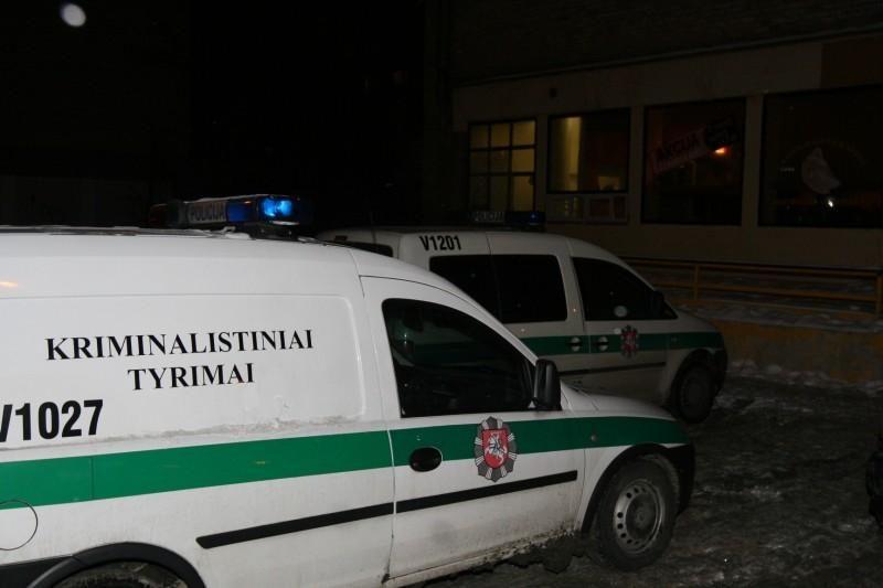 Vilniaus čeburekinę apiplėšę jaunuoliai pagrobė 20 litų