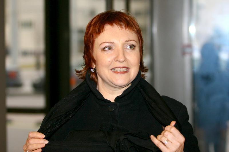 Parlamentarė A.Baukutė Vilniaus kelių policijoje gavo 110 litų baudą