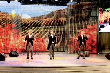 "Grupė ""el Fuego"" viešėjo Šanchajuje"