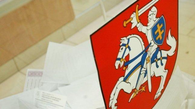 Užsienyje jau prasidėjo lietuvių balsavimas