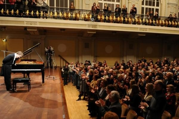 Lietuvos koncertų organizatorių triumfas Londone