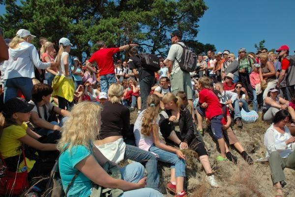 Klaipėdiečiai aktyviai domisi savo miesto istorija