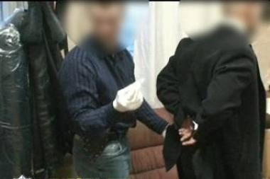 Klaipėdoje sulaikytas nuo policijos slapstęsis vyras