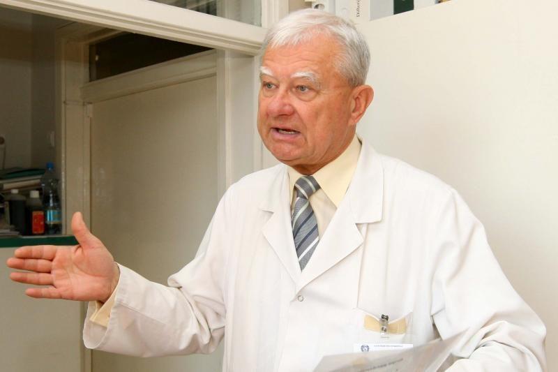 Infektologas A.Laiškonis: susilpnėjo žmonių imuninė sistema