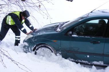 10 žingsnių ruošiant automobilį žiemai