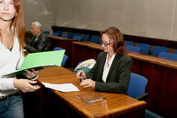 Konstitucijos egzamine – tuščios kėdės