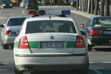Klaipėdos apskrities policijai pakanka pinigų kurui