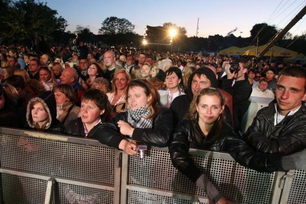 Nidos festivalyje - didžiojo koncerto šėlsmas